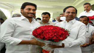 AP CM YS Jagan meets CM KCR at Pragati Bhavan Photo Gallery - Sakshi