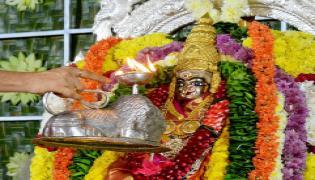 Sharan Navaratri Celebrations At Vijayawada Indrakeeladri Photo Gallery - Sakshi