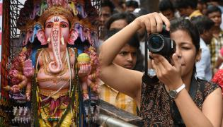 Khairatabad Ganesh Statue 2019 Photo Gallery - Sakshi