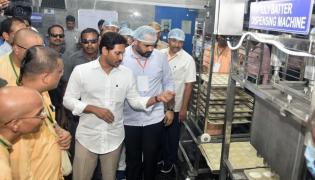 AP CM YS Jagan Visits Akshaya Patra Foundation Photo Gallery - Sakshi
