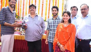 Naga Chaitanya and Sai Pallavi Movie Launch Photo Gallery - Sakshi
