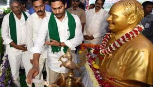 Cm Ys Jagan Launches Ysr Rythu Bharosa at Nellore Photo Gallery - Sakshi