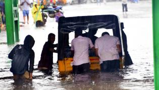Heavy Rain in Andhra Pradesh Photo Gallery - Sakshi