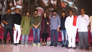 Sye Raa Thank You India Press Meet Stills Photo Gallery - Sakshi