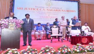 Justice Nagarjuna Reddy Swear In As APERC Chairman Photo Gallery - Sakshi
