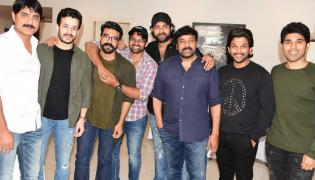 Allu Family Gives Success Party in Sye Raa Narasimha Reddy Photo Gallery - Sakshi