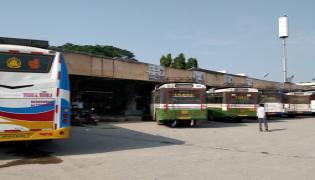 RTC strike in Telangana Photo Gallery - Sakshi