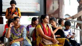 Telangana RTC strike - Sakshi