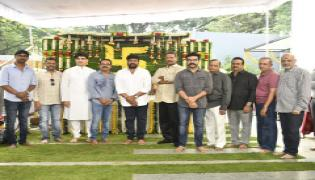 Chiru 152 Movie Launched Photo Gallery - Sakshi