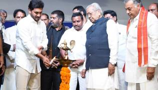 CM YS Jagan Celebrations AP Formation Day in Vijayawada Photo Gallery - Sakshi