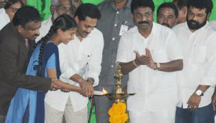 CM YS Jagan launched Mana Badi Naadu Nedu Program in Ongole Photo Gallery - Sakshi