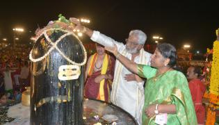 Koti Deepotsavam 2019 in Hyderabad Ntr Stadium Photo Gallery - Sakshi