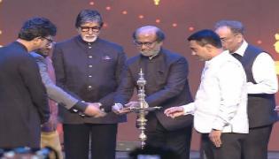 50th International Film Festival of India Opening Ceremony IFFI 2019 Photo Gallery - Sakshi
