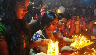 Karthika Masam Celebrations End Today Photo Gallery - Sakshi