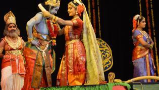 Ramayan Drama in Hyd Ravindra Bharathi Photo Gallery - Sakshi