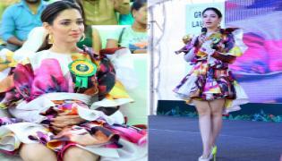 Actress Tamanna Launches Suchir IVY Greens Project - Sakshi