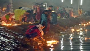 Karthika Masam Celebrations Photo Gallery - Sakshi