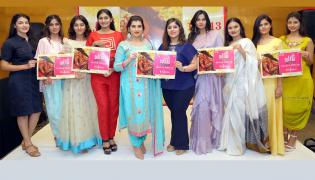 Sutraa Grand Curtain Raiser and Fashion Showcase at Hotel Marigold Photo Gallery - Sakshi