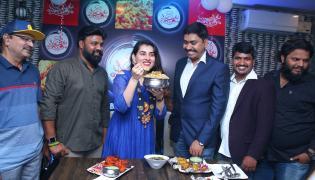 Actress Archana And Madhu Shalini Inaugurates Bahar Biryani Cafe Photo Gallery - Sakshi