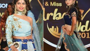 Miss And Mrs Urban India Grand Finale In Shilpakala Vedika - Sakshi