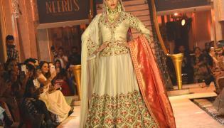 Neerus Hosts The Winter Fashion Show Sonam Kapoor Photo Gallery - Sakshi