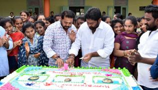 YS Jagan Mohan Reddy Birthday Celebration in AP Photo Gallery - Sakshi