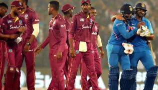 India Won 3nd Odi Cuttack Against West Indies - Sakshi