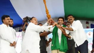 AP CM YS Jagan Tour YSR Kadapa District Photo Gallery - Sakshi