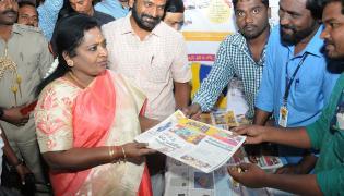 Hyderabad Book Fair Photo Gallery - Sakshi