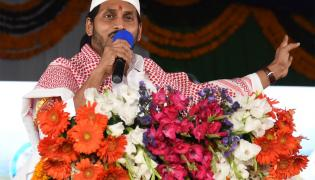 AP CM YS jagan Speech Rayachoti Public Meeting Photo Gallery - Sakshi