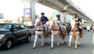 Images of The Week in AP and Telangana Dec 28 to Jan 05 2020 - Sakshi