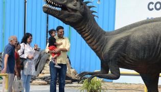 Hyderabad Kids Fair on HITEX Photo Gallery - Sakshi