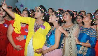 KIMS HOSPITAL pregnant womens fashion show Photo Gallery - Sakshi