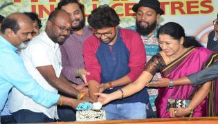 MISSMATCH success meet Photo Gallery - Sakshi