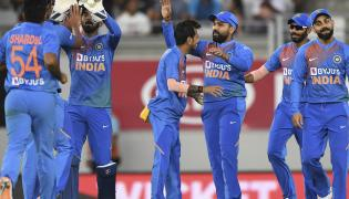 India Vs New Zealand Twenty 20 Photo Gallery - Sakshi