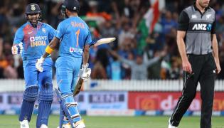 Ind vs Nz : India Won The Super Over - Sakshi