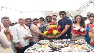 Bellamkonda Sai Sreenivas Birthday Celebrations - Sakshi