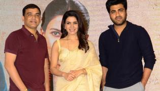 Jaanu Trailer Launch Stills Photo Gallery - Sakshi