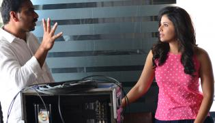 Ananda Bhairavi Movie Working Stills Photo Gallery - Sakshi