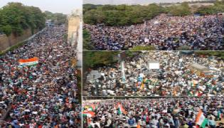 Hyderabad Million march Photo Gallery - Sakshi