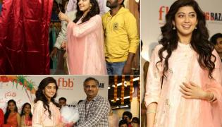 fbb Launches Special Collection for Sankranthi With Pranitha Subhash at fbb - Big Bazaar Ameerpet Photo Gallery - Sakshi
