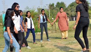 National Sports Day - Sakshi