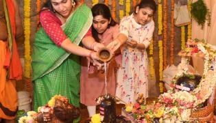 Maha Shivaratri Celebrations in telugu states Photo Gallery - Sakshi