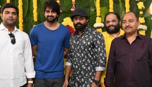 Naga Shaurya New Film Launch Photo Gallery - Sakshi