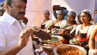 Fish Food Festival at NTR Stadium Photo Gallery - Sakshi