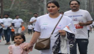 run for girl child 2020 hyderabad Photo Gallery - Sakshi