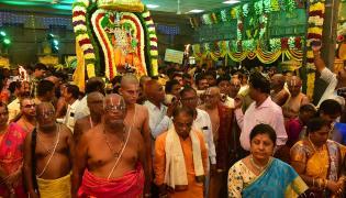 Yadagirigutta Brahmotsavam 2020 Photo Gallery - Sakshi