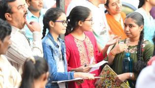 Intermediate Examination Starts Telugu States Photo Gallery - Sakshi