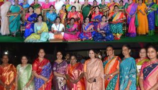 Women's Day Celebrations In Telangana Bhavan Photo Gallery - Sakshi