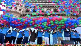 Hyderabad City Police to Hold 5K run Photo Gallery - Sakshi